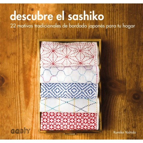 Descubre el sashiko - Bordado japonés para tu hogar