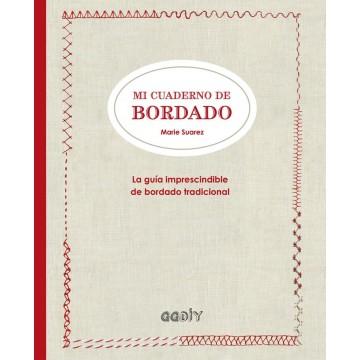 Mi Cuaderno de Bordado - Marie Suarez
