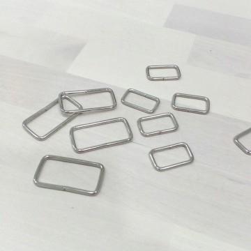 Piquetes rectangulares 20mm y 32mm