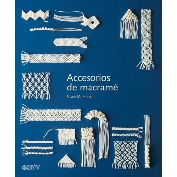 Accesorios de macramé GGDIY