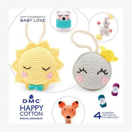 Minilibro amigurumis HAPPY COTTON Nº5 - Especial bebé