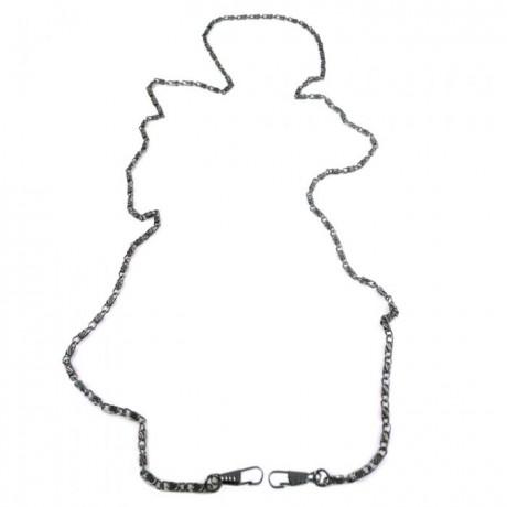 Correa de cadena metálica para bolsos