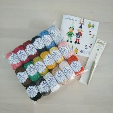 Colección Happy Cotton - Duendes