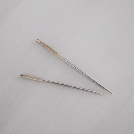 Pack agujas tejedora