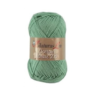 Ovillos Cotton Nature 2.5 Hilaturas LM