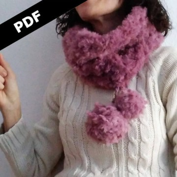 Patrón Cuello Polar - PDF