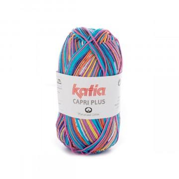 Algodón multicolor Capri Plus Katia