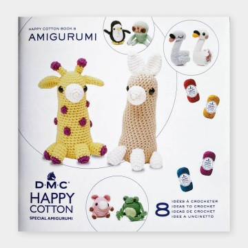 Mini libro amigurumis HAPPY COTTON Nº8 - Animales