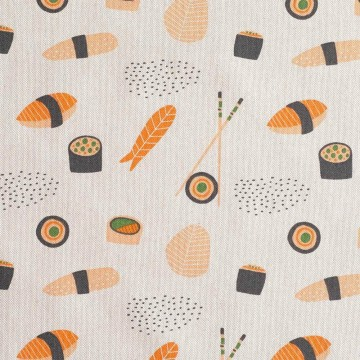 Canvas algodón 100% - Mod. Shusi (25cm)