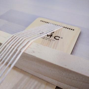 Mini telar para tejer pulseras
