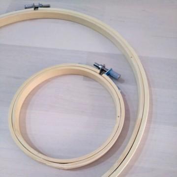 Bastidor de bambú 14,50cm