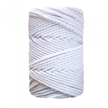 Cuerda retorcida para macramé de 2mm