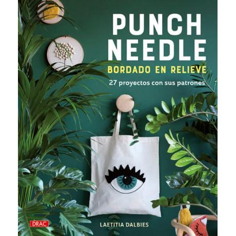 Punch Needle - Bordado en relieve