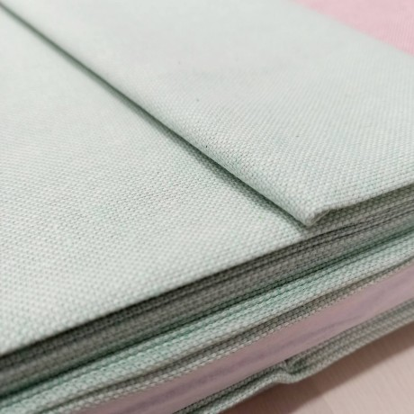 Canvas algodón 100% - Mod. Aqua (25cm)