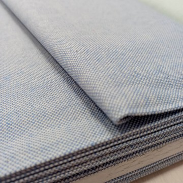 Canvas algodón 100% - Mod. Blue (25cm)