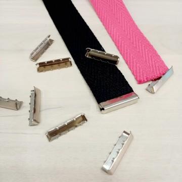Terminales para cinta de espiga 30mm