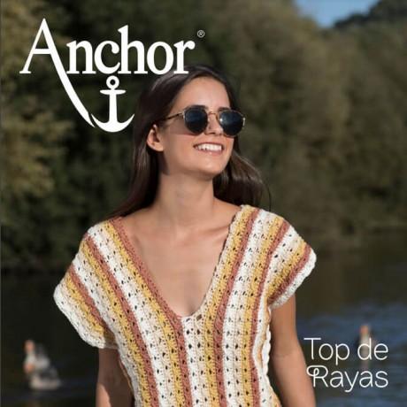 Patrón Top Rayas - PDF
