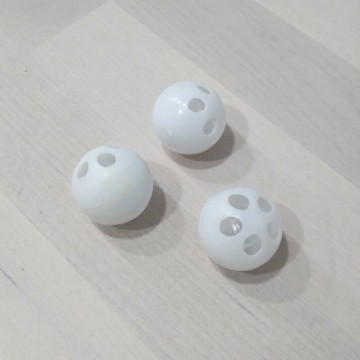 Sonajero con cascabel para amigurumis 2,4cm