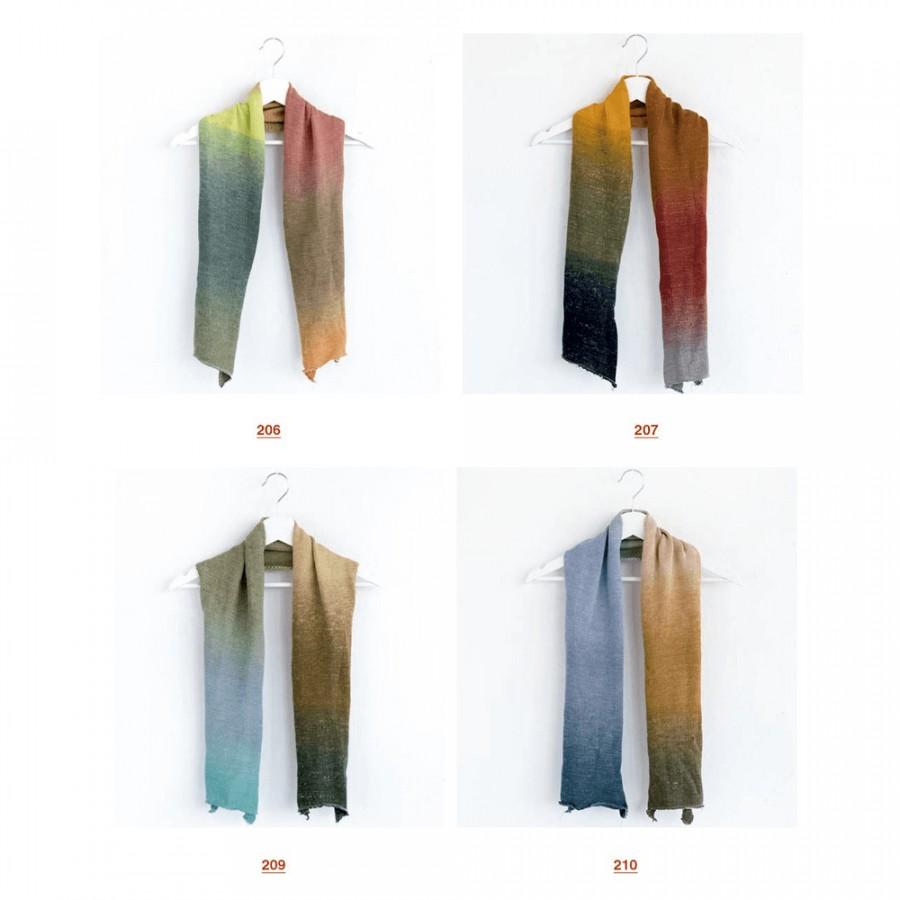 Colores degradado Harmonía KATIA