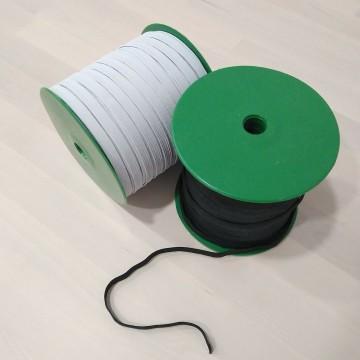 Trenza elástica ancho 12mm - Goma desde 1/2 metro