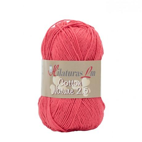 Ovillos Cotton Nature 2.5 Hilaturas LM