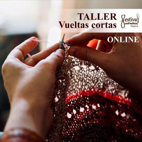 Taller Vueltas Cortas - Soraya García