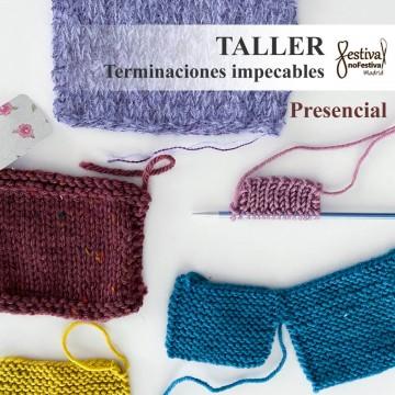 Taller Terminaciones impecables (PRESENCIAL)