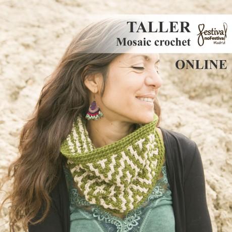 Taller Mosaic crochet - Mamma DIY (ONLINE)