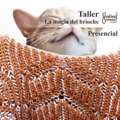 Taller Brioche - Sheepdays (PRESENCIAL)