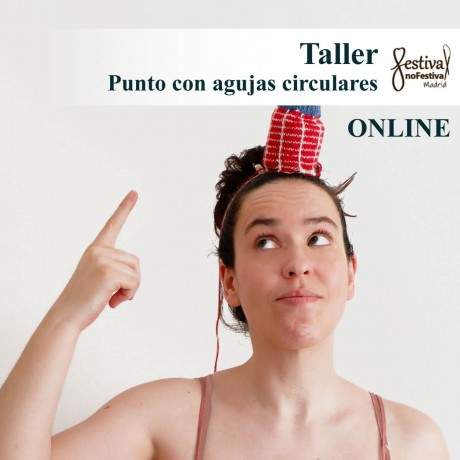 Taller Agujas circulare - Sheepdays (ONLINE)