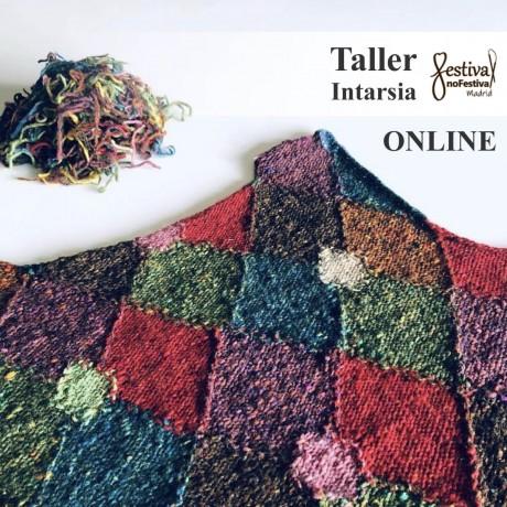 Taller Intarsia - André de Castro (ONLINE)