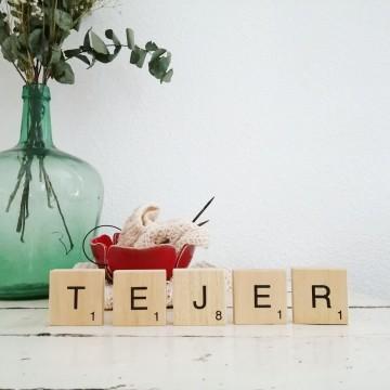 Letras TEJER