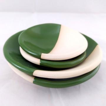 Platos Verde