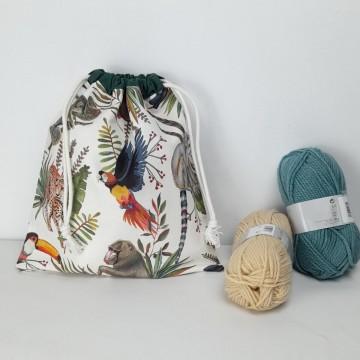 Bolsa cordones - Mod. Selva