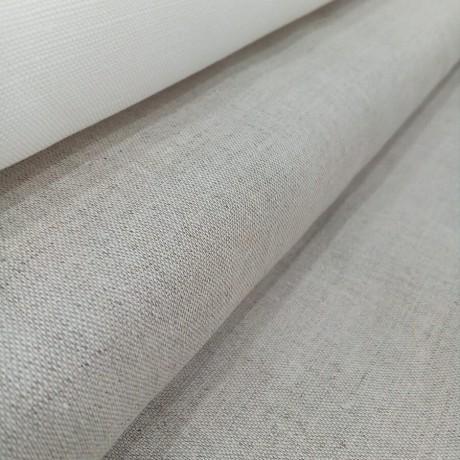 Lino color rústico para bordado (1/2 metro)