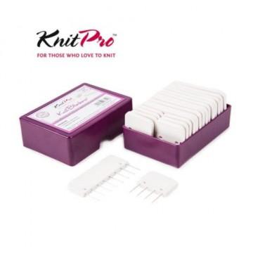 Agujas bloqueadoras KnitPro