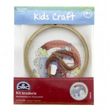 Kit DMC de Bordado para niños - Pony