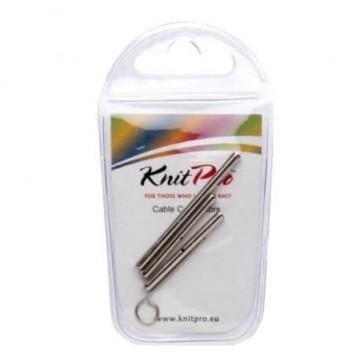 Conectores para cables de agujas circulares KnitPro