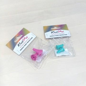 Capuchones flexibles para agujas KnitPro