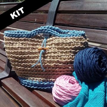 Kit Capazo Wonder - Yute rústico (ED. LIMITADA)