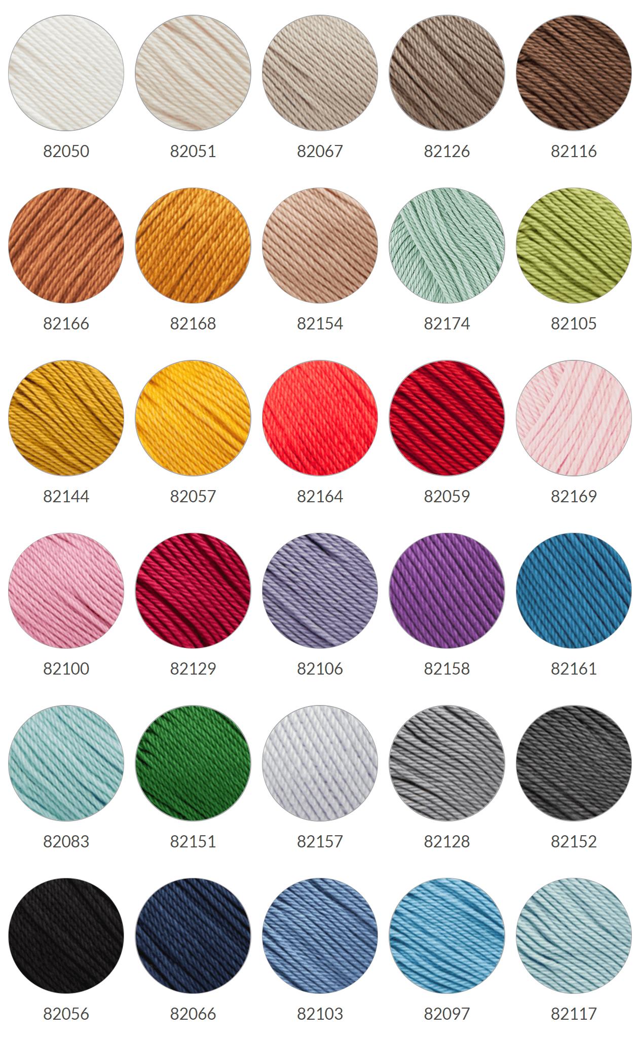 Colores capri katia en madrid