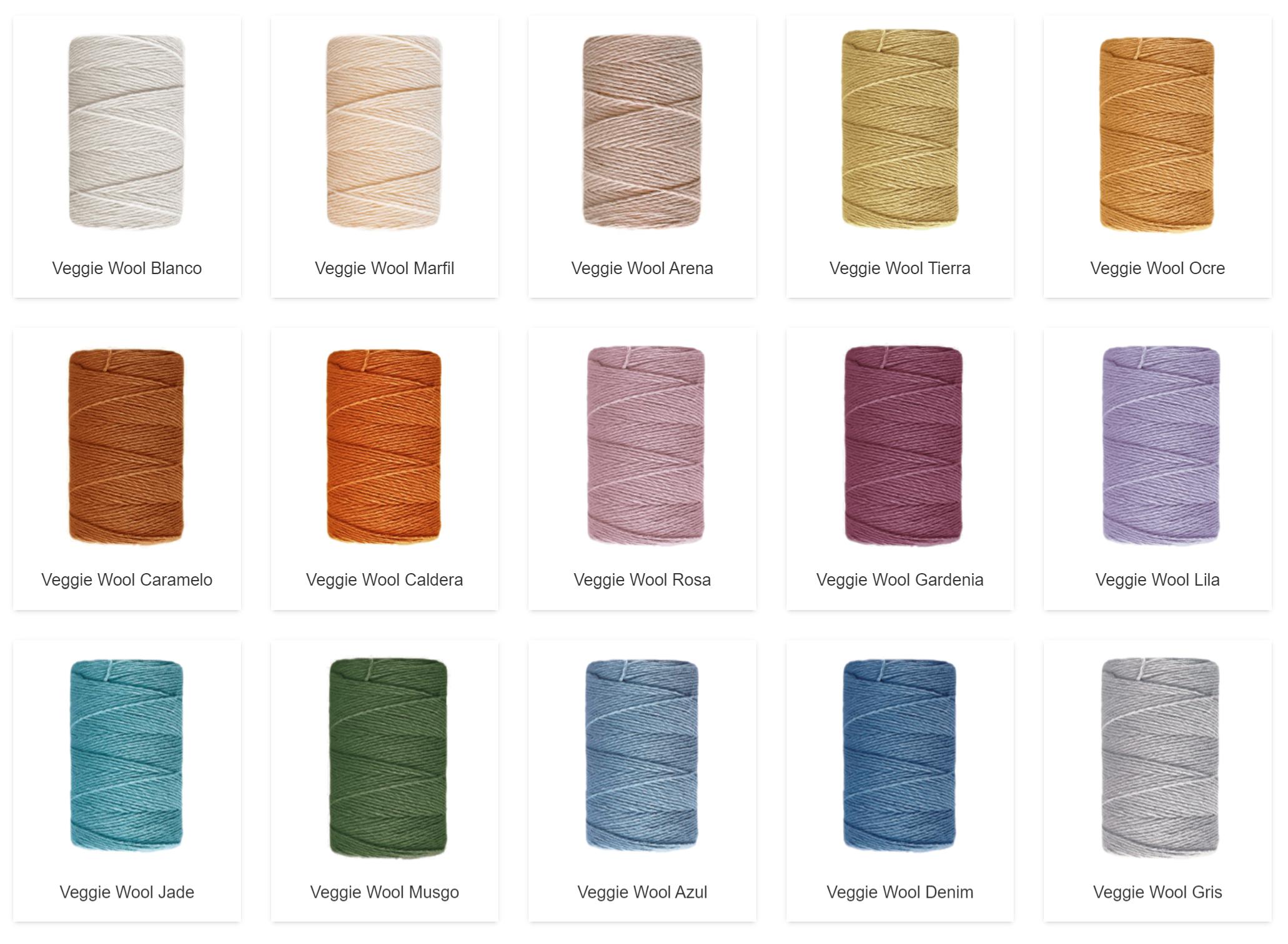 Colores Veggi Wool