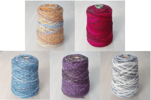 colores lana wool star