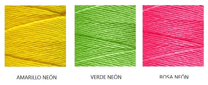Veggie Wool NEÓN CASASOL