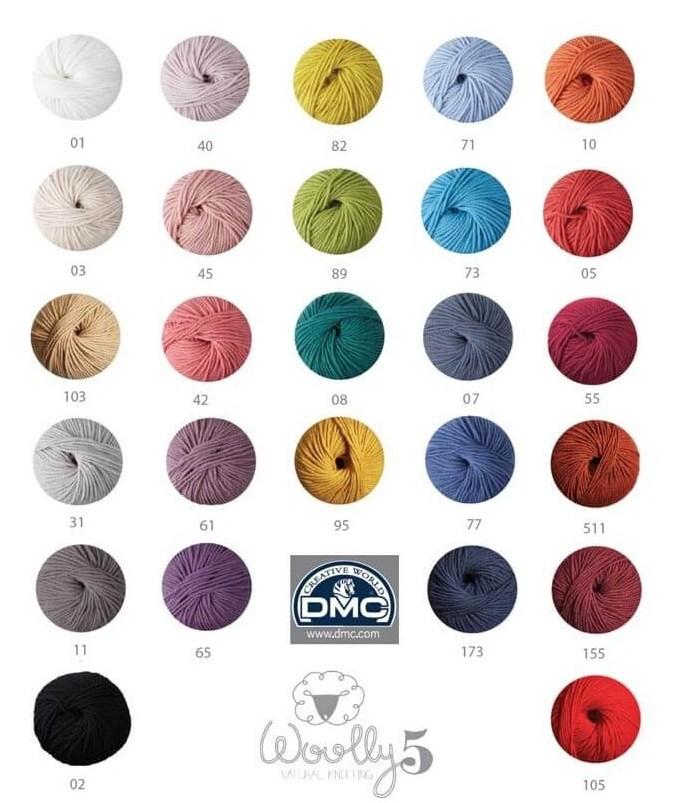 Colorido DMC