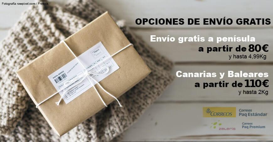 ENVIOS DE LANA - Tienda online