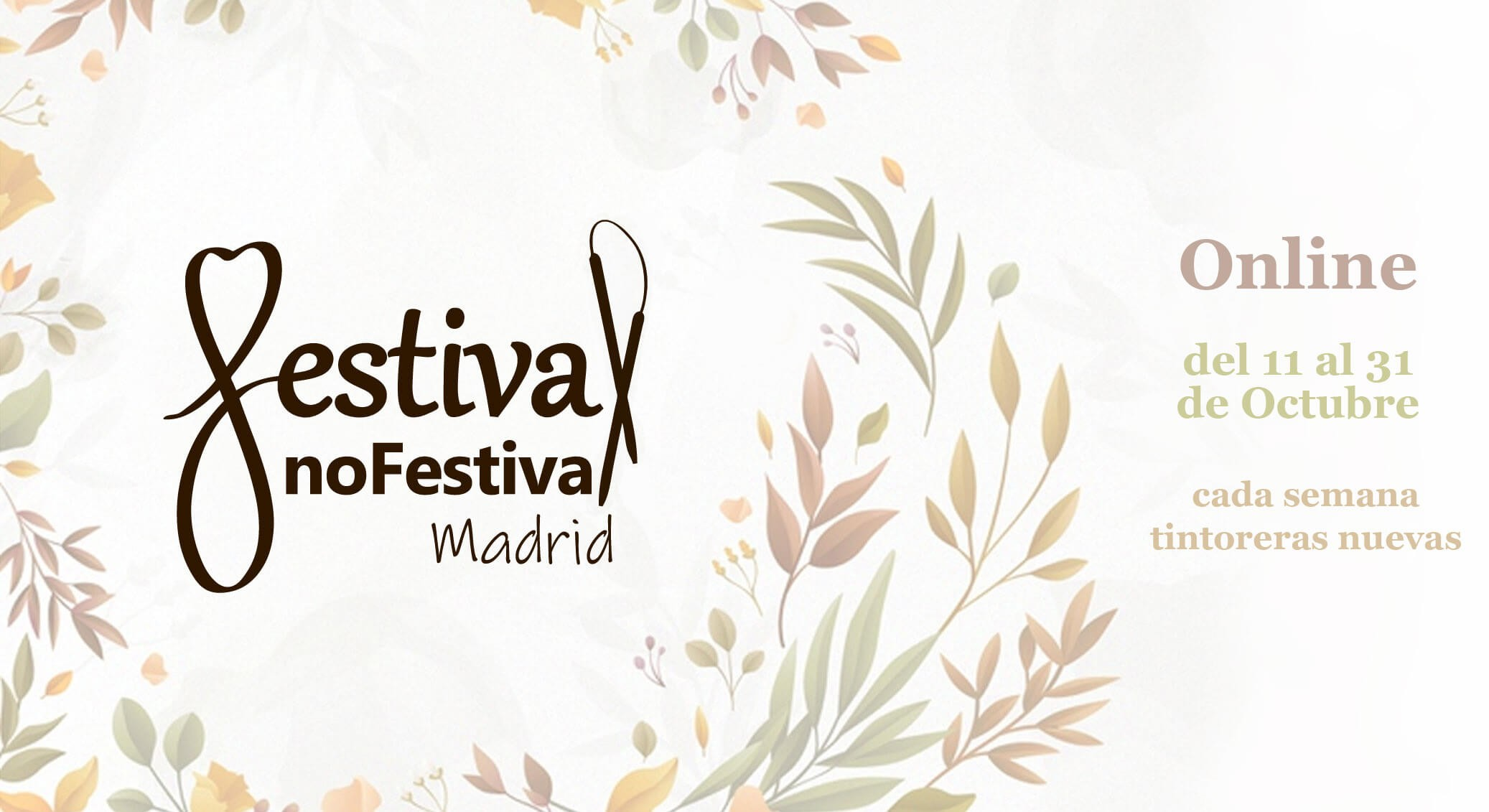 Festival no festival 2021