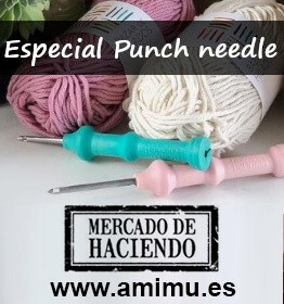 Especial punch needle decoaguja