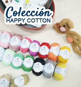 Colección HAPPY COTTON DMC